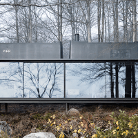 Vipp Shelter: a livable industrial object