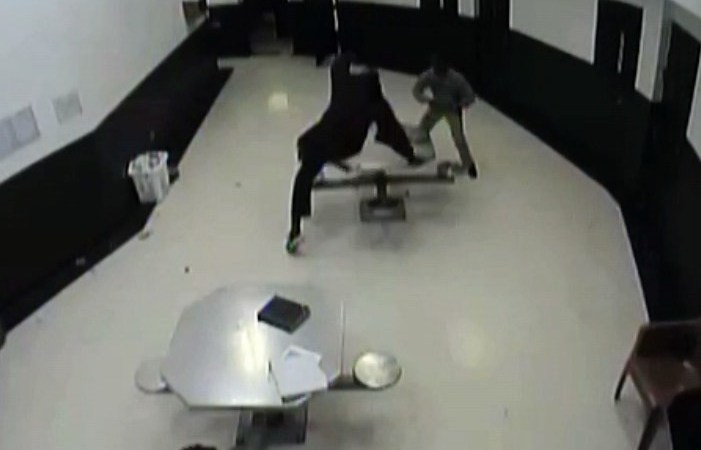 Abuse again at Arkansas juvenile lockup
