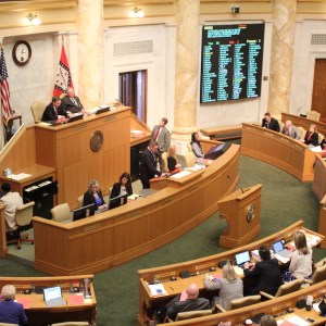 State Medicaid budget passes House on second try