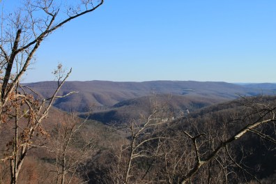 Big Bluff Hike via Center Point (Buffalo River) - 6 mi photo