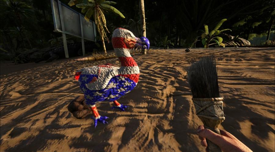 Yankee Doodle Dodo ARKPaint The Best Paint ARK