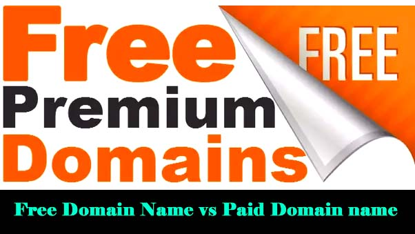 Free Domain Name vs Paid Domain name
