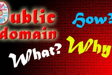 What is Public Domain And How Does it Work