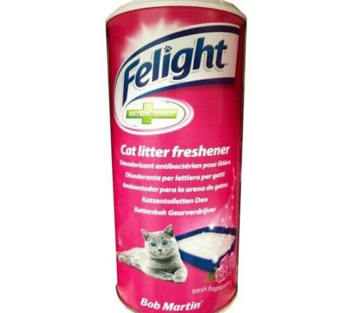 Keep your cat litter fresh with Felight