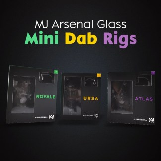MJ Arsenal Glass