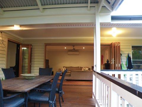 Queenslander House Renovation Arkspace Architects Brisbane