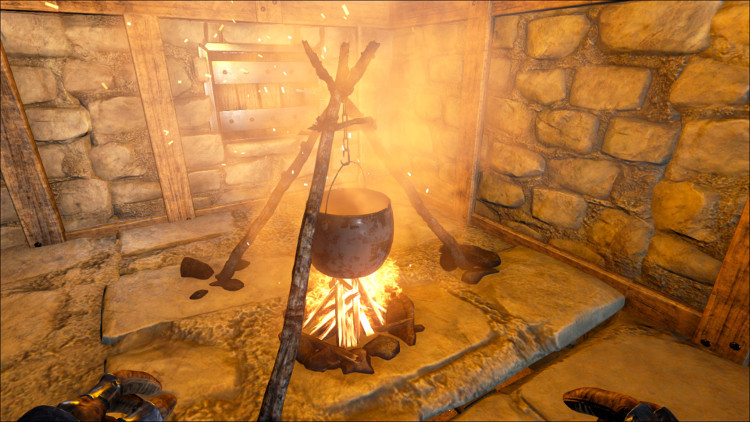 Ark survival evolved custom food recipes chekwiki the cooking pot in ark can be to create rockwell recipes as well forumfinder Choice Image