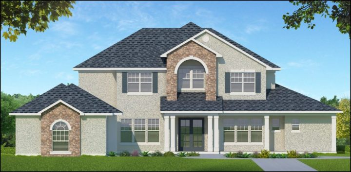 3d Custom Home Design   Architectural Rendering Services   Arktek 3D custom home
