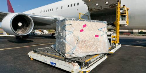 Expedited Shipping Air Freight