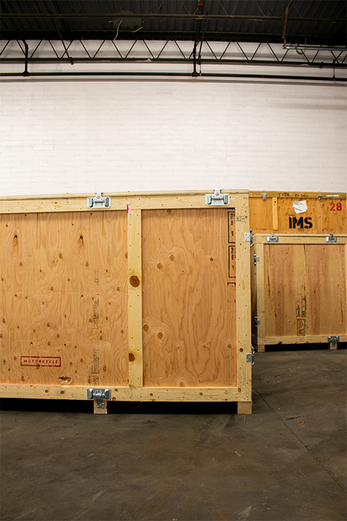 Trade Show Shipping Crate - Ark Transportation