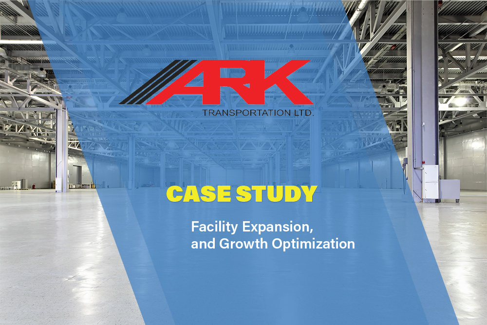 Facility Expansion and Growth Optimization Case Study for Logistics and Supply Chain