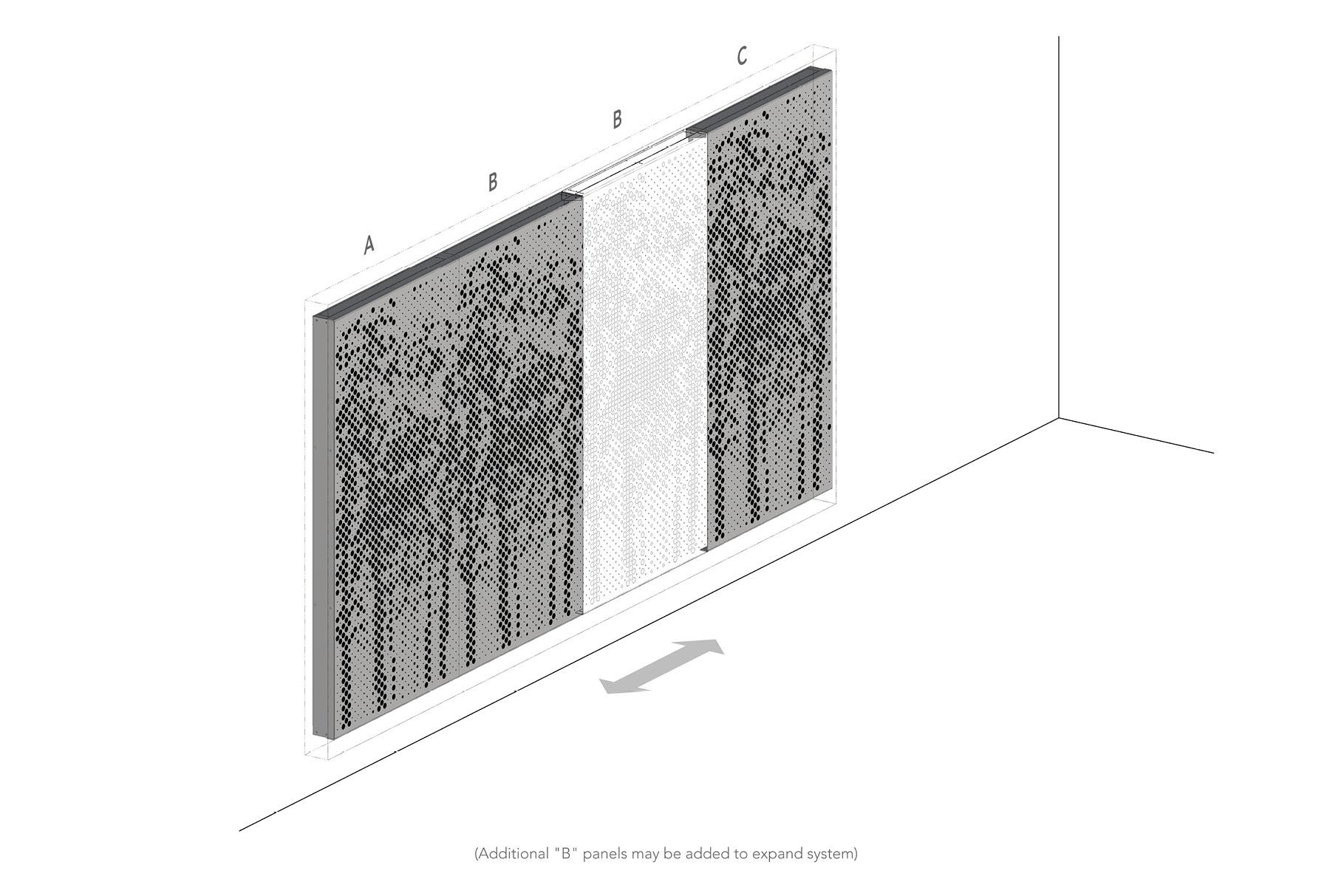 Arktura Graphic Perf Standard Panels