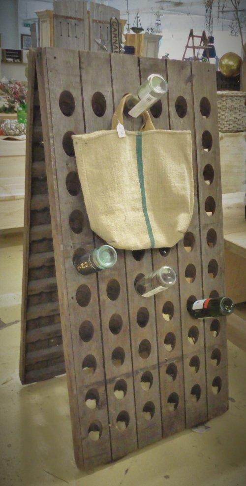 champagnerack, winerack, riddling rack