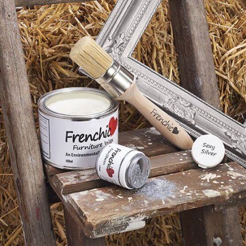 Sexy-Silver Frensheen Frenchic paints