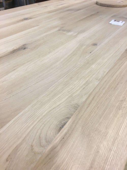 Table top solid oak