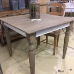Table, dining, vintage, arkvintage