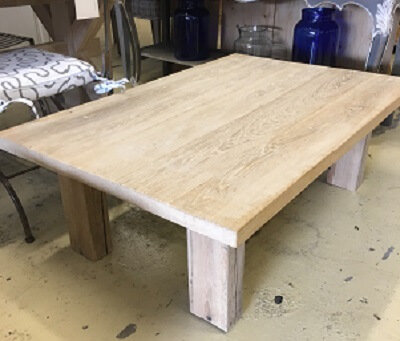 Shop Coffee Tables - reclaimed oak, fruit wood and pine