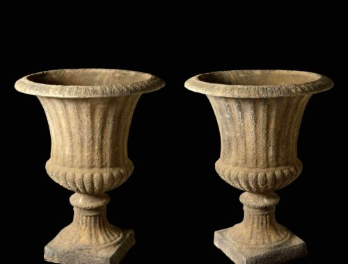 urns, potsstone, statuary, garden, pots, urns, surrey