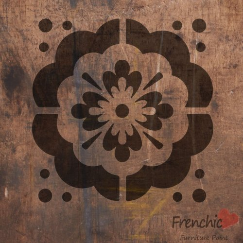 Frenchic Yorkshire Lass stencil