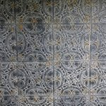 Metal Wall Ceiling Panels from arkvintage.com. Inspired by antique bygone wall and ceiling panels. They can be framed as a single or multiple arrangement to make beautiful features. With a rustic paint affect finish. £14.50 each.