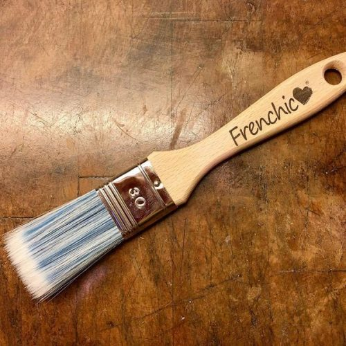 Frenchic 30mm flat brush painting brush