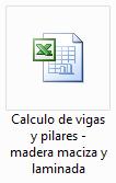 Cálculo de Estructuras: Vigas y Pilares de Madera Maciza y Laminada (1/6)