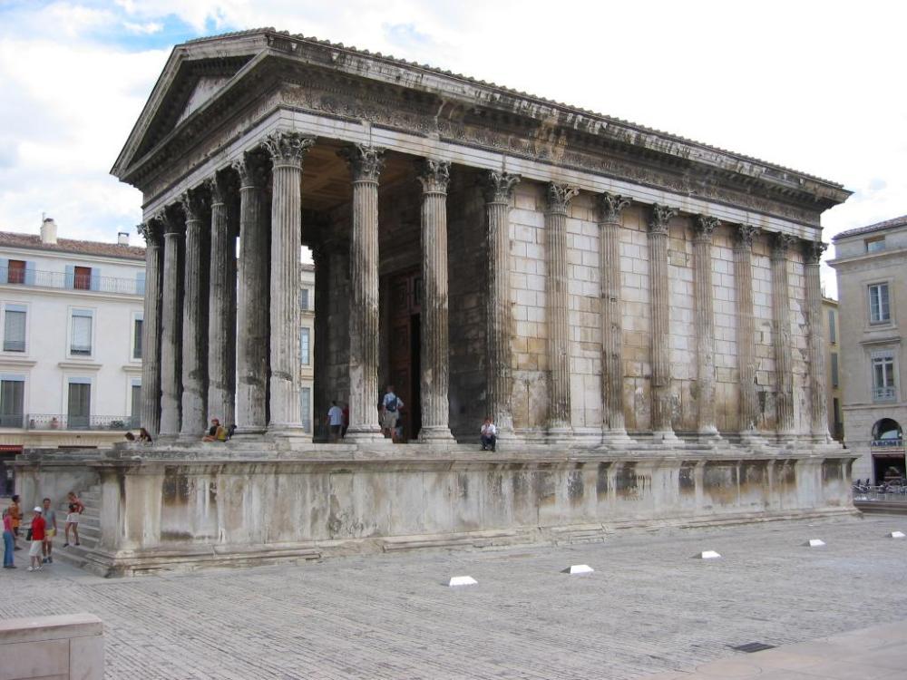 Arquitectura griega I - El orden como meme (3/6)