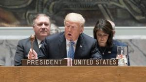 La sorpresa que no esperaba Trump en la ONU