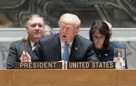 Foto: Naciones Unidas / Mark Garten.