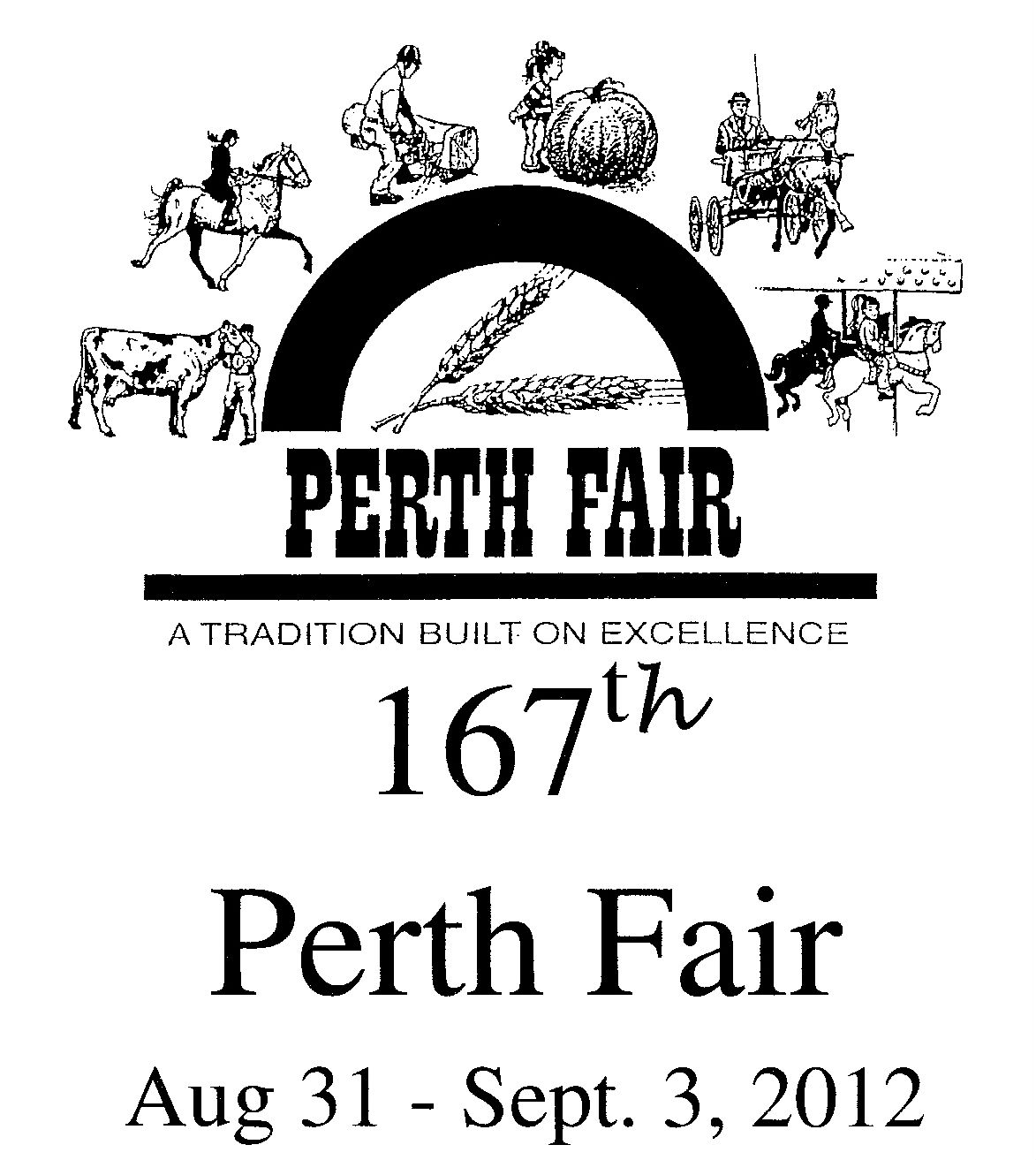 See You At The Perth Fair Saturday September 1st