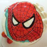 スパイダーマン ショートケーキ