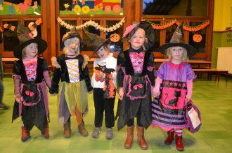 Heksen op school