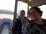 Met de bus door Inverness