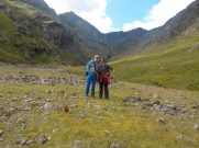 Lost Valley of Glencoe