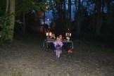 Bij de heksen gaan eten