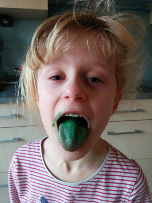 Bestaat groene chocolade?