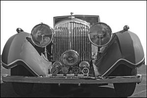 1932 Rolls Royce - Jeff Berman