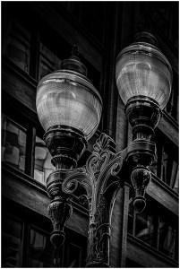 Joanne Barsanti - Old Tyme Street Lamps