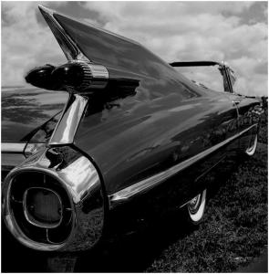 1959 Cadillac DeVille - Jeff Berman