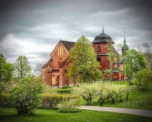 Jan Williams - Church in Sweden