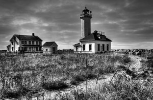 Nancy Hassman - Port Wilson Lighthouse