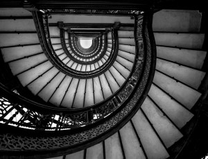 Lance Lagoni - Staircase