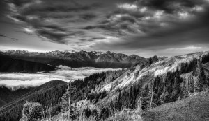 Rich Hassman - Hurricane Ridge Sunrise