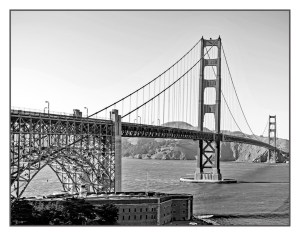 Bill Heider - Golden Gate Bridge