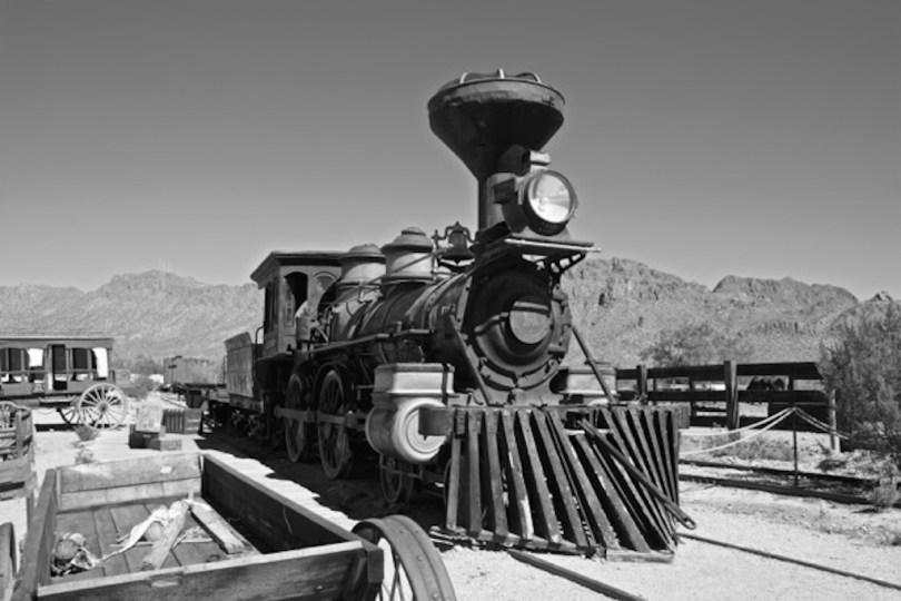 Judy King - Locomotive #11