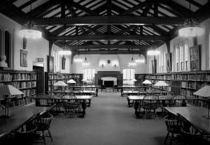 Paula Matzek - Reading Room Seymour Library