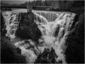 """Kakabeka Falls"" by Larry Arends"