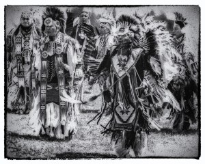"Larry Arends - ""Chippewa Dancers"""