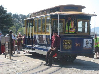 Historic Cable Car