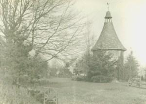 tea house turret